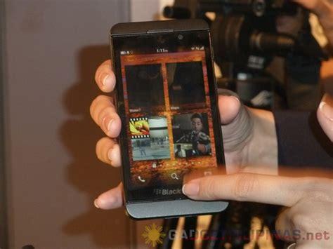 blackberry z10 launch gadget pilipinas