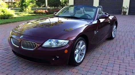 2005 Bmw Z4 3.0i Convertible For Sale By Autohaus