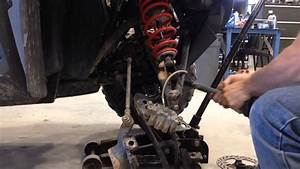 How To Change The Differential Seal On A Rzr 800