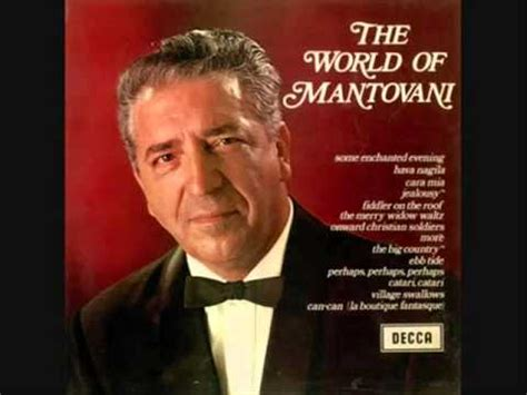Orchestra Mantovani by The Mantovani Orchestra As Time Goes By