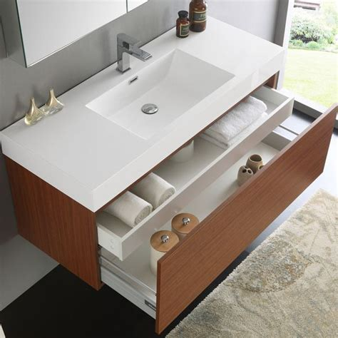 wall mounted bathroom sinks 25 best ideas about modern bathroom vanities on