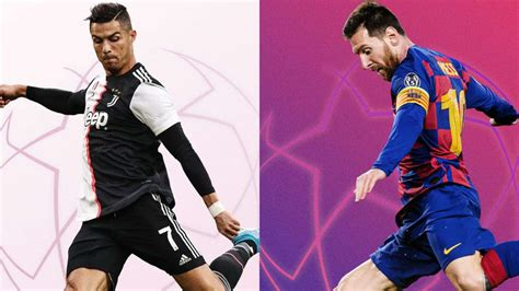 Messi vs Ronaldo: Barca to face Juve in group stage of ...