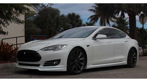 Installing Unplugged Performance Body Kit On Tesla Model S ...