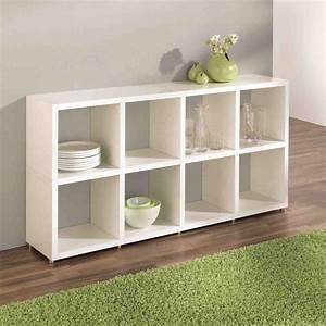 Cubicle, Storage, Shelves