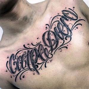 31 Awesome Carpe Diem Tattoo On Chest