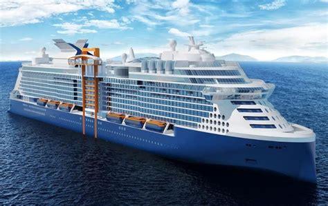 Nieuwe cruiseschepen « Cruisereiziger