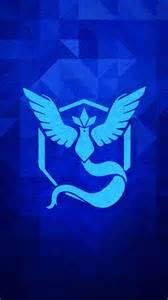 Go Team Mystic Pokemon Phone Wallpaper