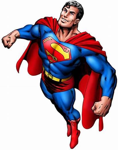 Superman Incredible Hero Superhero Clipart Da Stryder