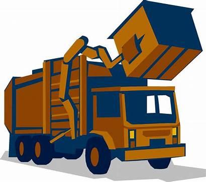 Garbage Truck Clip