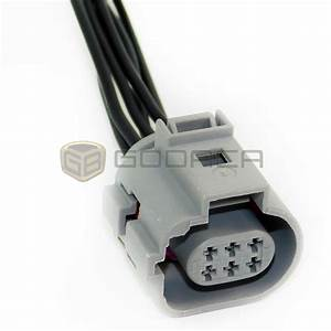 1x 6 Pin Connector Pigtail Ford Transit Egr Valve Wiring