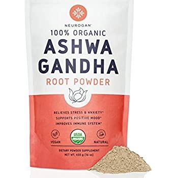 Amazon.com: MAJU's Ashwagandha Powder - Organic Root