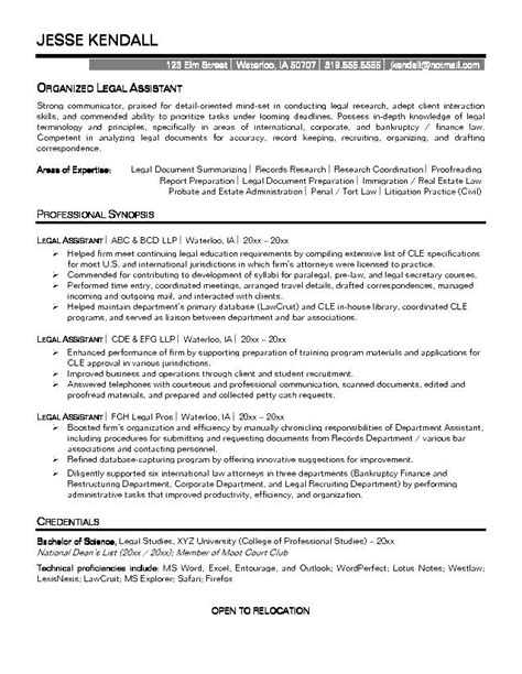 Corporate Lawyers Resume by Corporate Lawyer Resume Sle Free Sles Exles