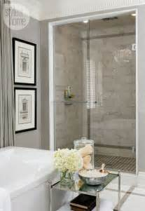 Gray Bathroom Ideas Grey Bathroom Interior Design Ideas Marble Tile Shower Backsplash Mangoblüte
