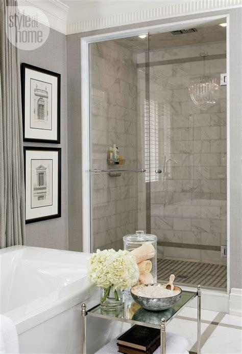 gray bathroom decorating ideas grey bathroom interior design ideas marble tile shower