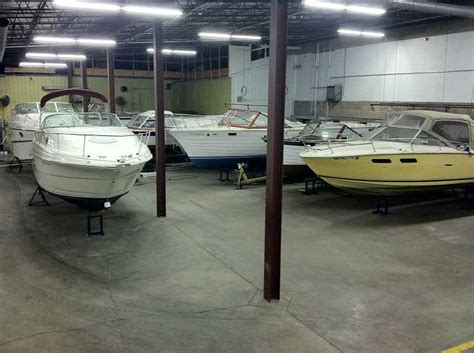 Boat Storage Minnetonka by Climate Controlled Winter Boat Storage In The Lake