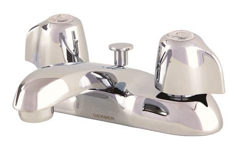gerber shower faucet gerber 174 classics two handle bathroom faucet gerber plumbing 1207