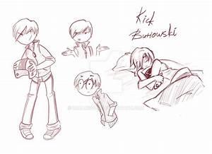 Kick Buttowski. sketches by uralmissEM on DeviantArt