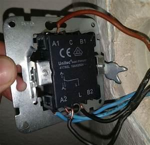 Aufputz Lichtschalter Anschließen : wechselschalter anschlie en licht geht nicht wieder aus elektronik lampe schalter ~ Watch28wear.com Haus und Dekorationen