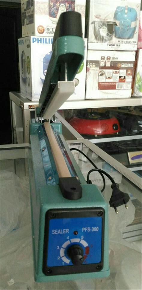 Alat Pres Plastik 40 Cm jual alat pres plastik impulse sealer panjang 30cm lebar