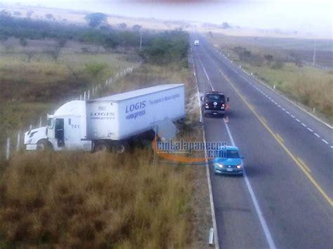 trailero sufre accidente de transito cintalapanecoscom