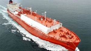 LNG Carrier Could Save $1 Million in Fuel Per Year