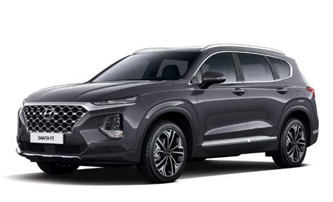 2019 Hyundai Santa Fe Sport Redesign by 2019 Hyundai Santa Fe Sport Colors Release Date Redesign