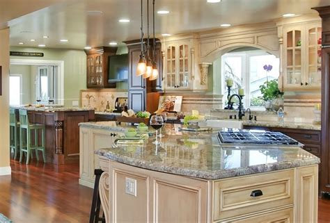 harmonious great kitchen layouts tuscany style kitchen great room mediterranean kitchen