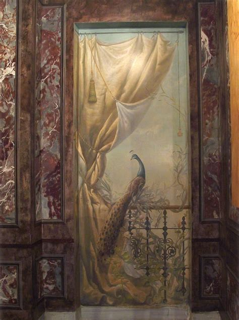 74 best paint trantojo trompe l oeil murals images on murals wall finishes