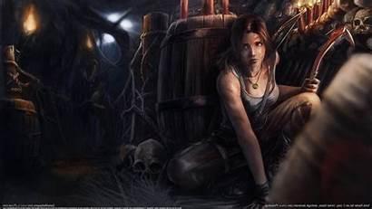 Games Characters Fan Lara Croft Tomb Raider