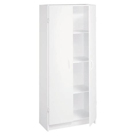 Closetmaid Pantry Storage Cabinet - closetmaid pantry cabinet white target
