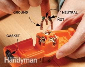 extension cord repair the family handyman