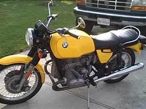 Bmw R100 7 : bmw r100 7 fast idle to slow idle youtube ~ Melissatoandfro.com Idées de Décoration