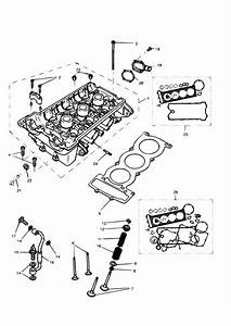 2003 Triumph Daytona Valve Spring Inner  Engine  Eng