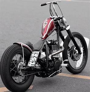 Yamaha Chopper Motorrad : yamaha sr400 chopper choppers pinterest motorrad ~ Jslefanu.com Haus und Dekorationen