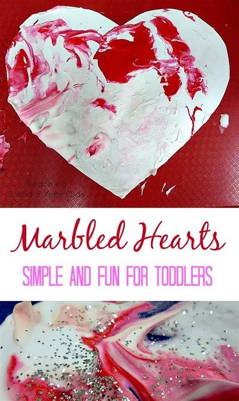 Toddler Valentine Art   Valentine art activities ...