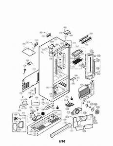 Wiring Diagram  28 Lg Fridge Parts Diagram