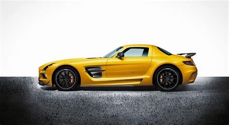 mercedes benz sls amg yellow - HD Desktop Wallpapers | 4k HD