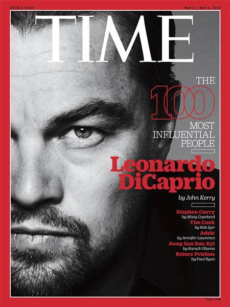 Time Magazine Reveals '100 Most Influential People' See