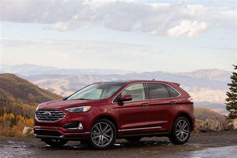 Ford Edge St Price by 2020 Ford Edge St Price Release Date Redesign Price