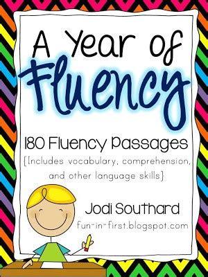 building reading fluency in
