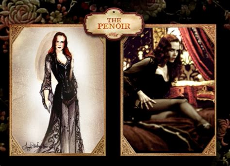 The Film Thing Wardrobe Fit For Courtesan