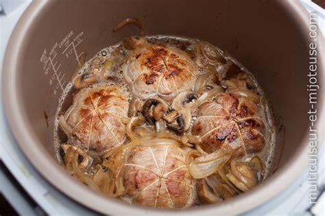 cuisiner les paupiettes de porc cuisiner des paupiettes de porc 28 images paupiettes