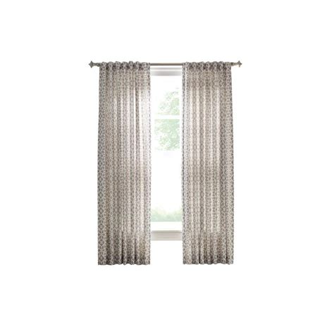 Thermalogic Curtains Home Depot by Martha Stewart Living Monk Cloth Thermal Tweed Back Tab
