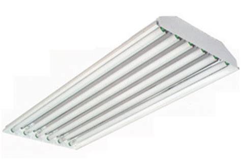 new t5 fluorescent high low bay light fixtures 6 l