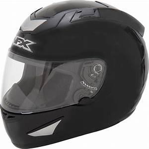 Afx Fx 95 Full Face Motorcycle Helmet Black