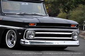 1965 Chevrolet C10 Pickup Bagged Air Ride Chevy Truck Hot
