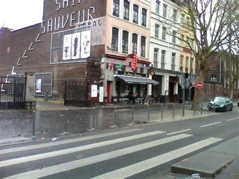 cuisine st sauveur l 39 entrée du restaurant picture of la gare sauveur