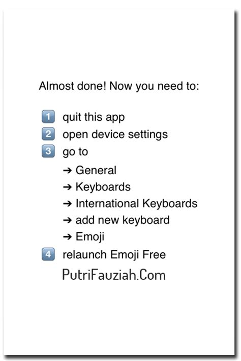 Download Fitur Emoticon dan Smiley untuk iPad, iPhone dan