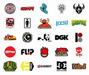 Skate Brands Logos | www.imgkid.com - The Image Kid Has It!
