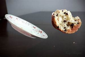 chocolate chip muffin - levitation photography   Food and ...